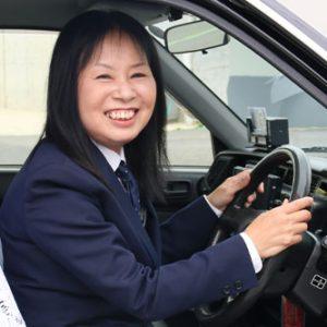 佐藤さん タクシー運転手